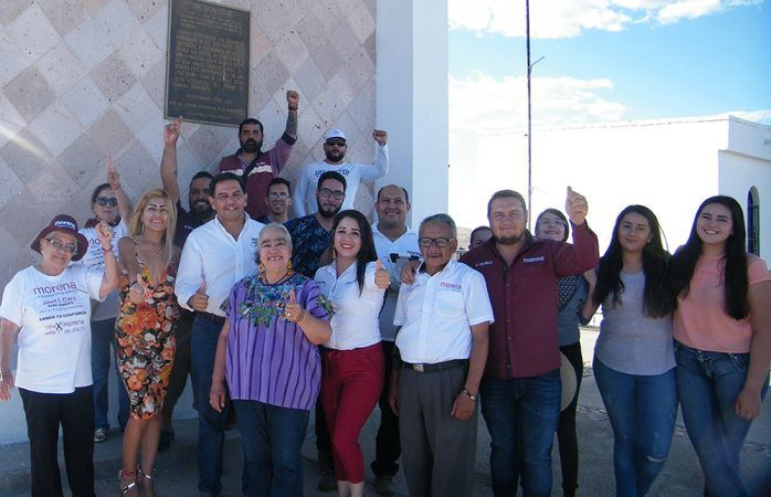 Cruz Pérez Cuellar promete legislar por crecimiento de Parral