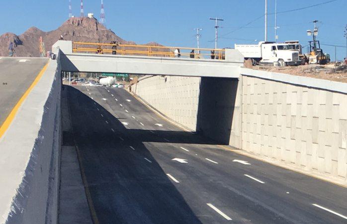 Disponible hoy Puente Transversal del Paso Inferior