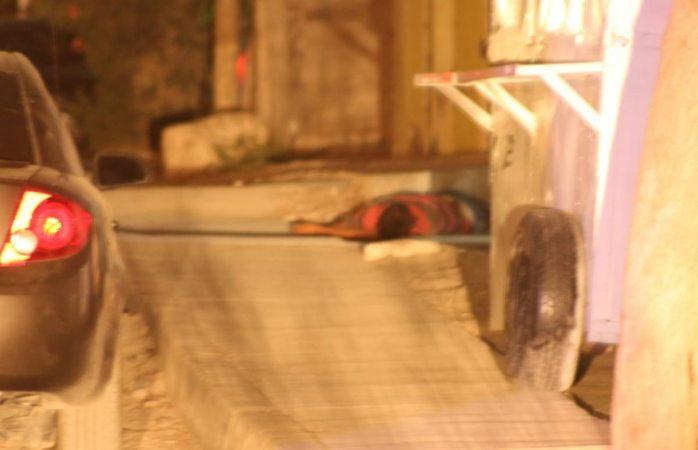 Lo ejecutan en colonia Independencia de Juárez