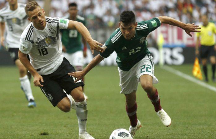 Confirma padre de Hirving Lozano acercamiento con Club Barcelona