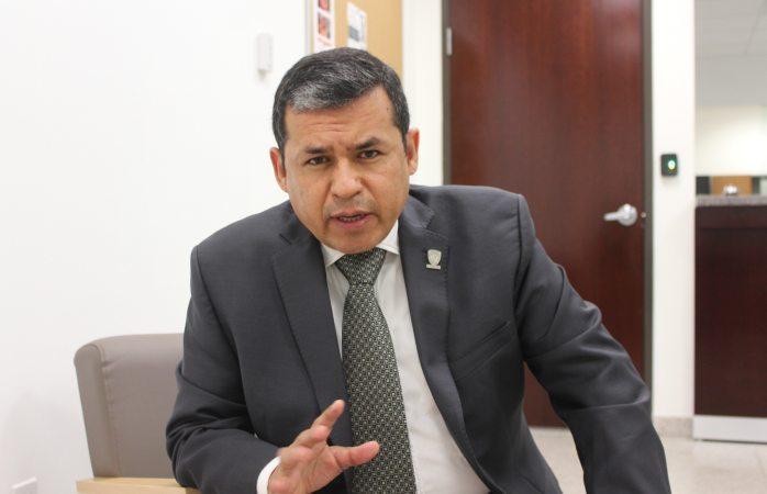 Nunca un gobernador había metido mano en el poder judicial: Villegas