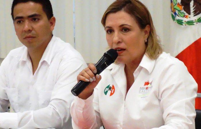 El electorado chihuahuense votará con sabiduría: Minerva