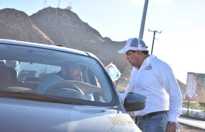 Es injusto el Ieps en gasolinas, lo vamos a quitar:  Alan Falomir