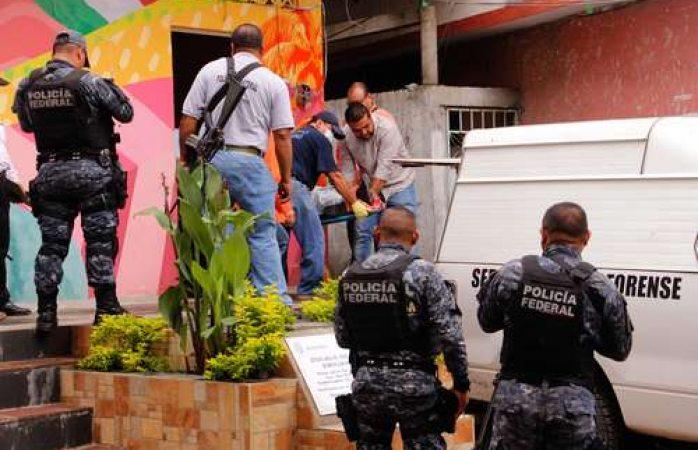 En mayo, nuevo récord de homicidios dolosos en el país