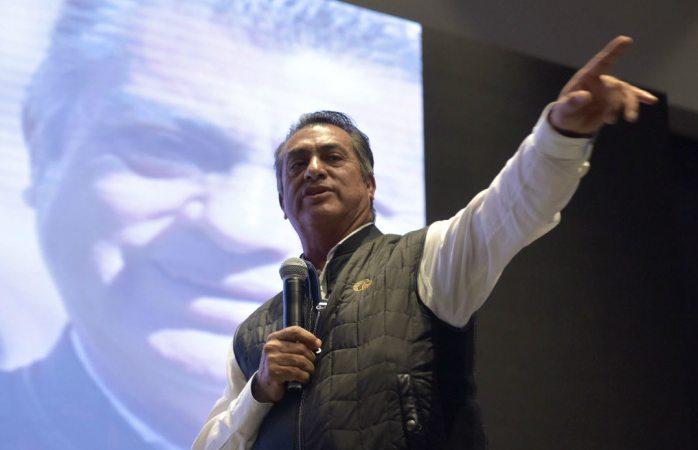Diputado de MC promoverá destitución de El Bronco como gobernador