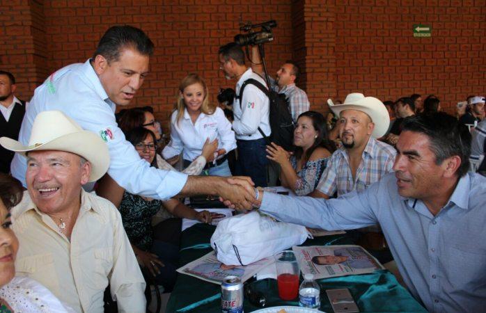Les pido su voto por que soy una persona de resultados: Fermín Ordóñez