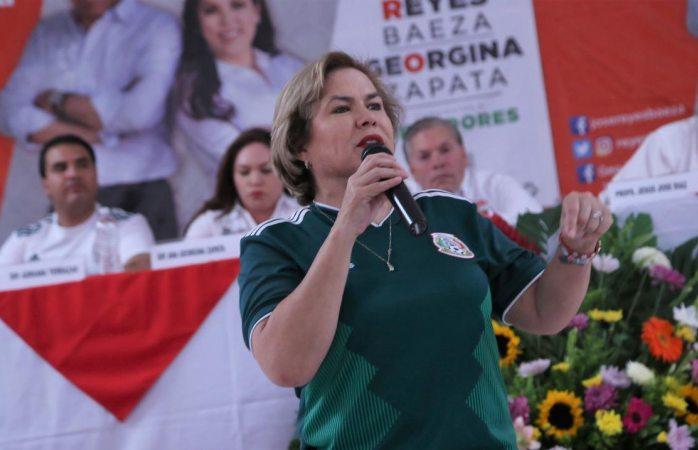 Agradece Adriana Terrazas apoyo total de cetemistas