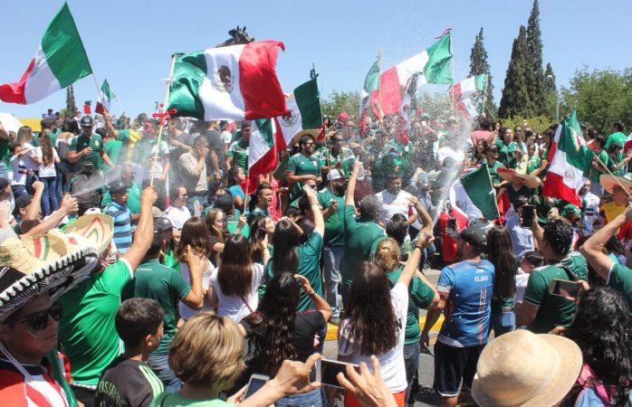 En Vivo: llegan fans de México a festejar al Pancho Villa