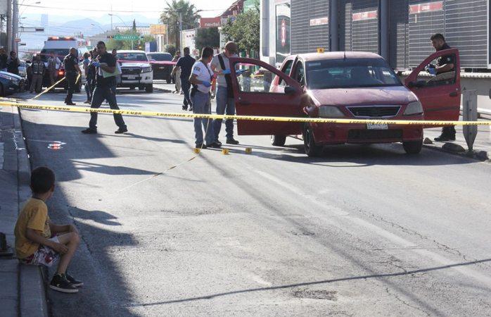 Identifican a ejecutado de la Ocampo