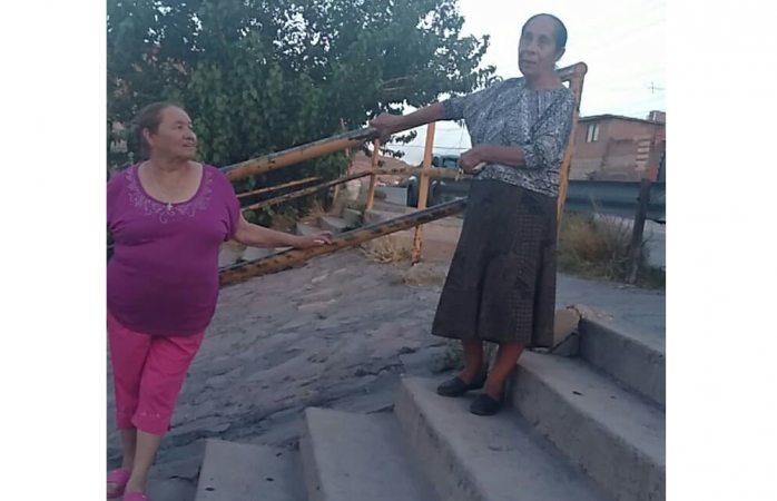 Otra de la Jmas... dejan sin agua a vecinos del Cerro de la Cruz
