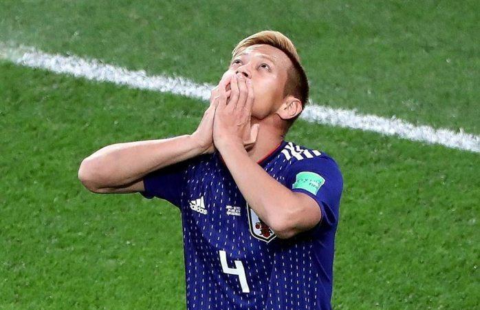 Japón le saca el empate a Senegal