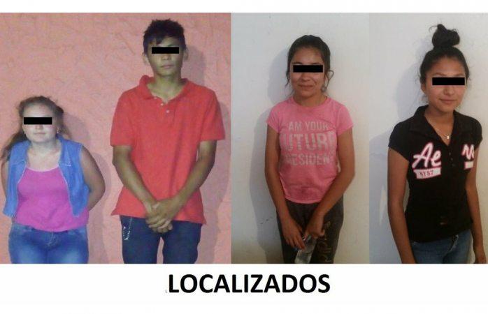 Localizan a estudiantes desaparecidos en Santa Isabel