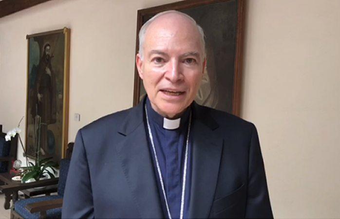Vídeo: Exhorta cardenal Carlos Aguiar votar libremente y en conciencia