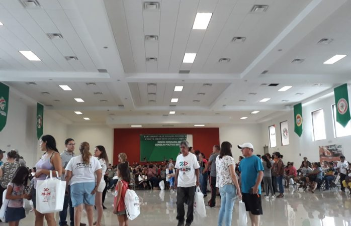 Detecta Morena compra de votos por el PRI y gobierno del estado