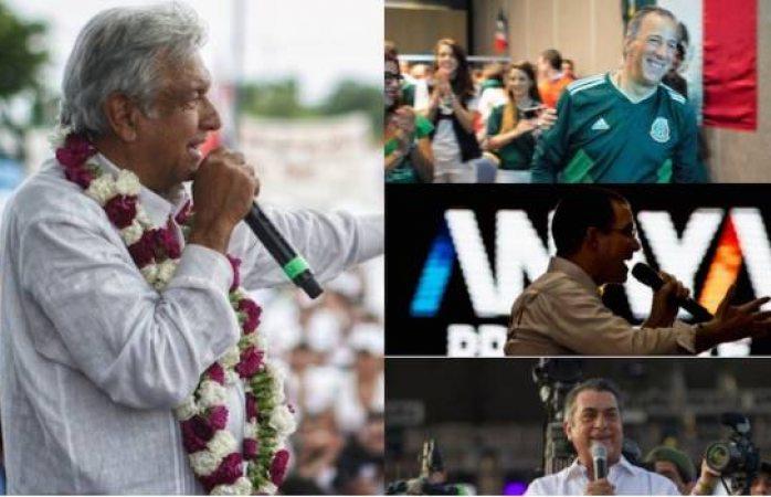 México elige Presidente en un proceso vigilado y violento - Internacionales