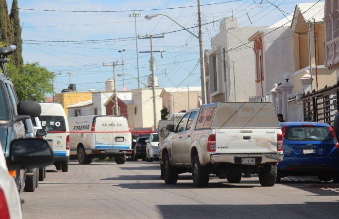Asesinan a cinco de una familia en Chihuahua