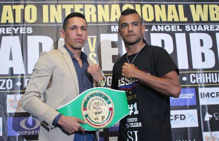 Busca Dorado Reyes ganar en Chihuahua para ir por Campeonato Mundial