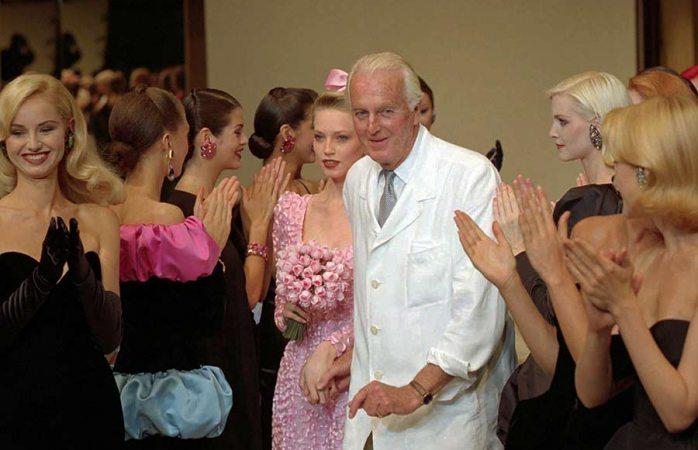 Muere el legendario diseñador de modas Hubert de Givenchy