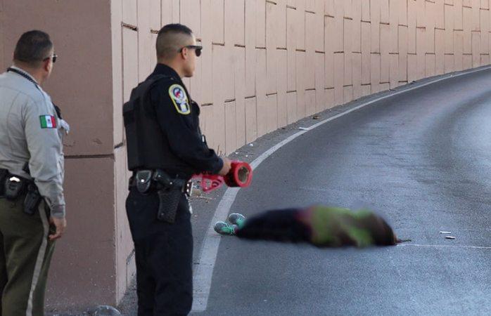 En Vivo: muere mujer al tirarse de puente en el fuentes mares