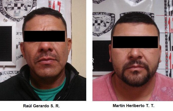 Prisión preventiva acusados de asesinar a un hombre en la colonia Presidentes
