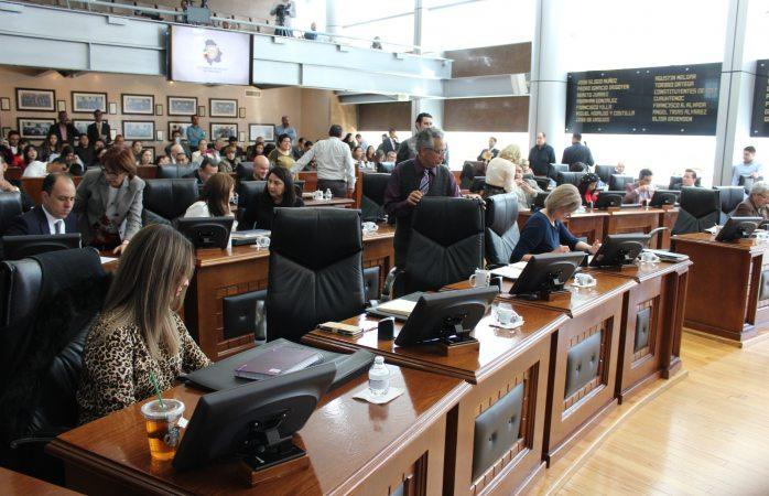 Pide congreso informe a municipio sobre escudo Chihuahua