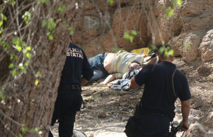 Muere por sobredosis en la Martín López