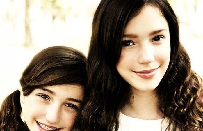 Andrea Legarreta se pone sentimental con sus hijas