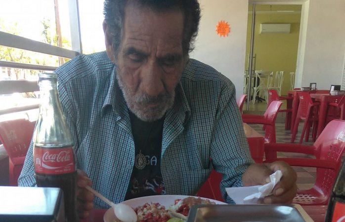 Piden ayuda para localizar a familiares de Tito Benavides