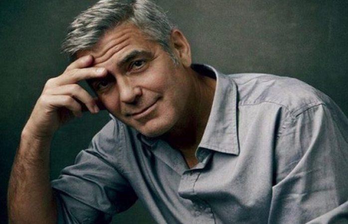 George Clooney quiere la presidencia de los Estados Unidos en el 2020