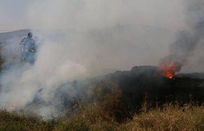 Menor de cinco años muere en incendio de pasto en Guachochi