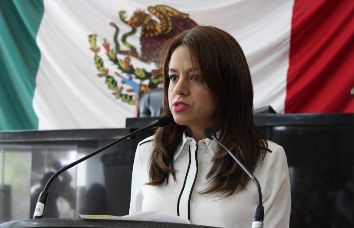 Pide diputada informe a Cabada de Juárez iluminado