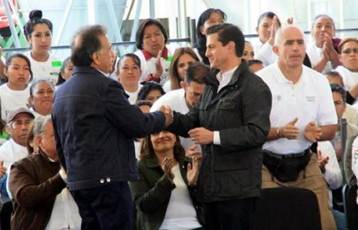 Gobernador de Veracruz defiende a Anaya frente a EPN
