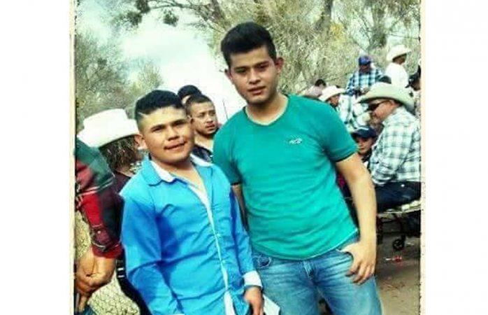 Solicitan ayuda para localizar a dos desaparecidos en Delicias