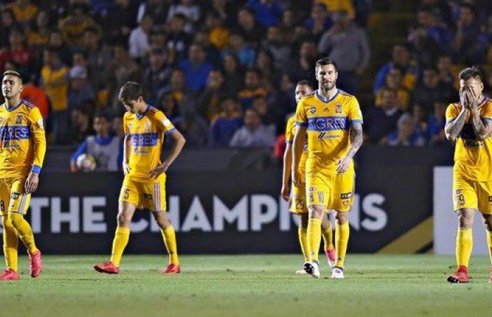 Tigres fracasó en la Concachampions