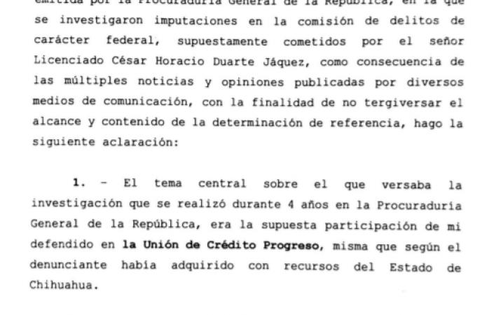 Bienes incautados a Duarte fueron adquiridos antes de ser gobernador: abogado
