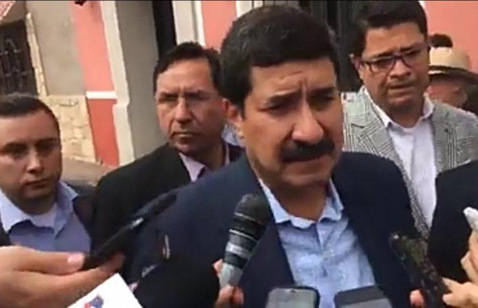 Sin importar que abogado tiene Duarte enfrentará la justicia: Corral