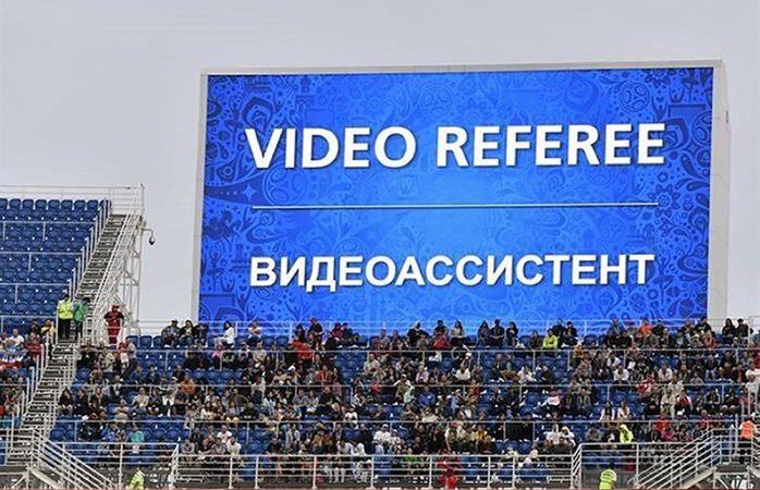 Oficial: aprueban VAR para mundial de Rusia