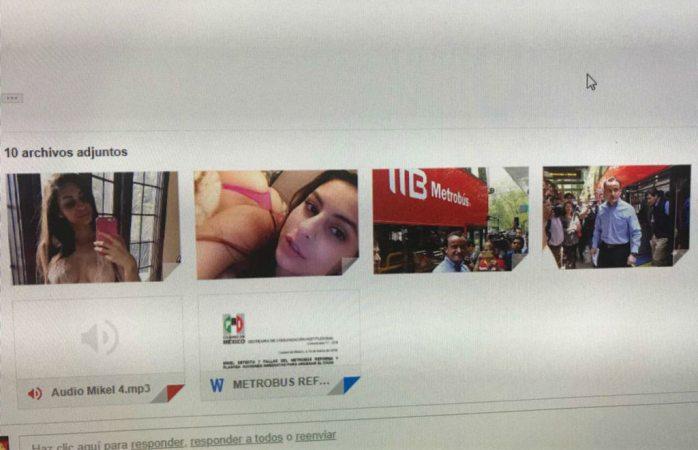 Se cuela porno en un comunicado de Mikel Arriola; fue un virus, dice Pri
