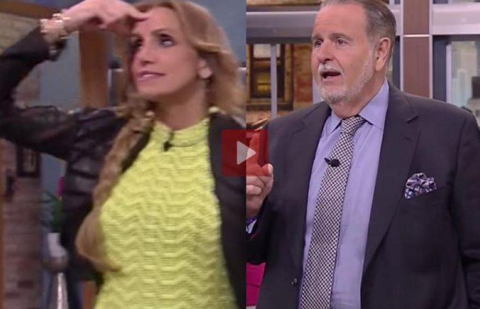 El oloroso Gordo de Molina hace correr a Lili por las flatulencias