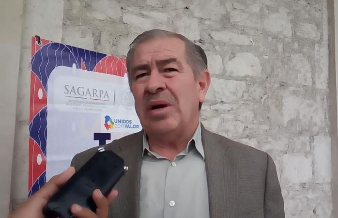 Apoyaremos a productores en veda electoral sin promoción: secretario