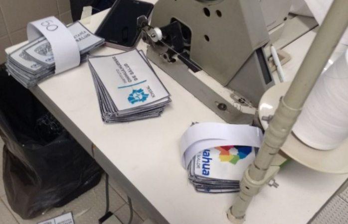 Es nuevo el sindicato de parches sobrepuestos en uniformes: Pablo Serna