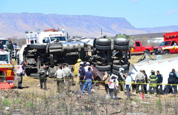 Oficial: fueron cuatro muertos en Las Curvas del Perico; los identifican
