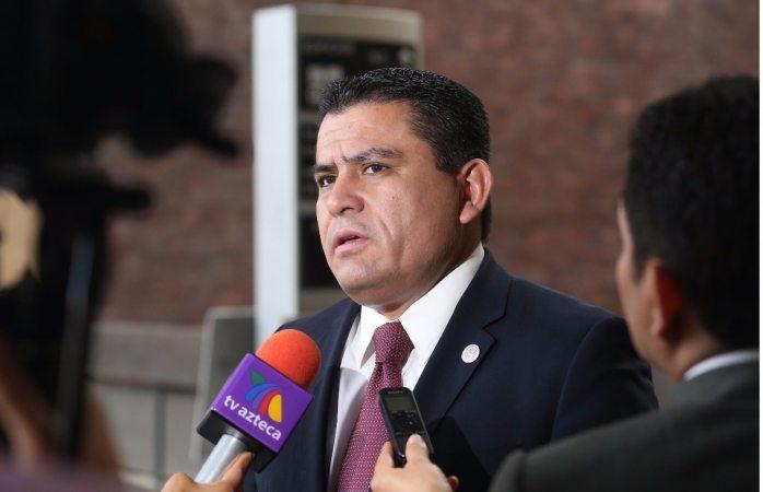 Asume Acción Nacional defensa de Jaime Herrera: Alex Domínguez