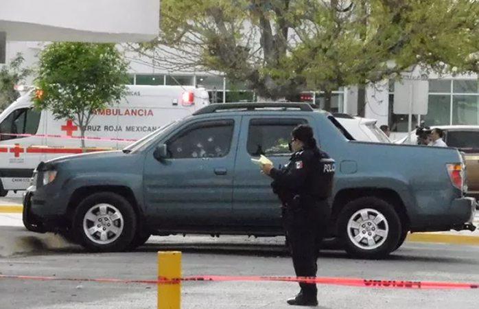 Joven queda herido de manera circunstancial en ejecución de Juárez