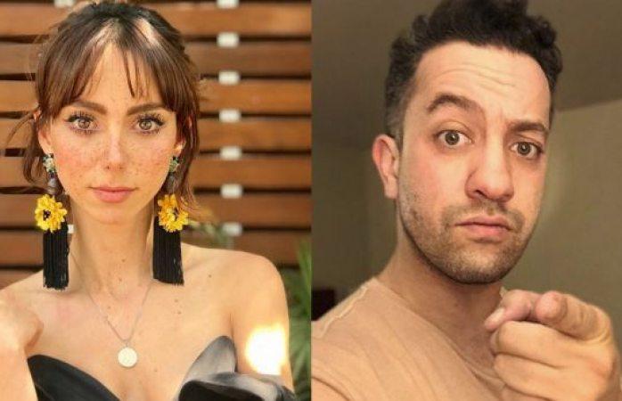 Chumel Torres y Natalia Téllez estarían estrenando romance