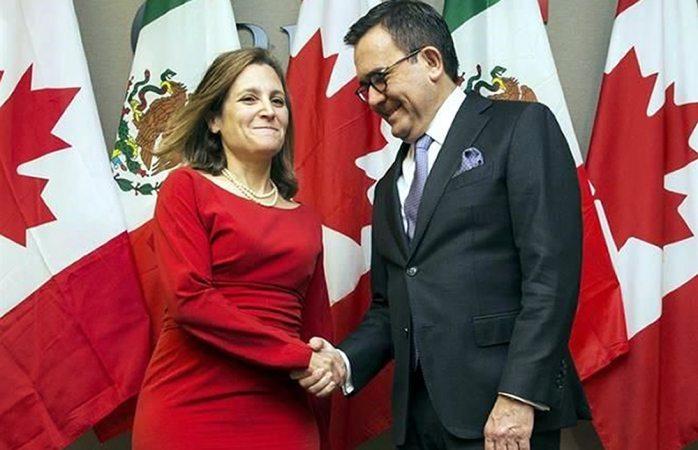 Trump pretende anunciar acuerdo preliminar del TLCAN en cumbre de Perú