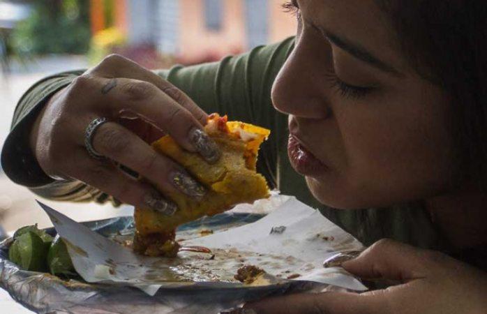 Festejan hoy el d a del taco la opci n de chihuahua for Espectaculos del dia de hoy en mexico