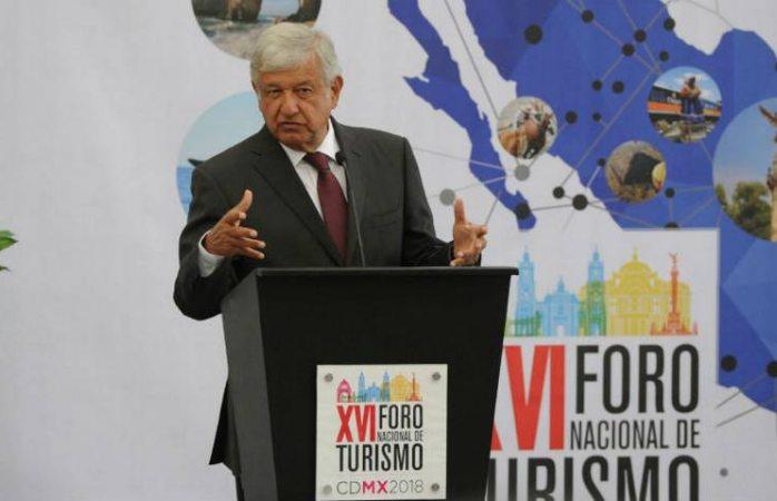 AMLO propone concesionar la obra del Nuevo Aeropuerto