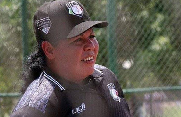 Mujer umpire debutará en juego oficial de la LMB