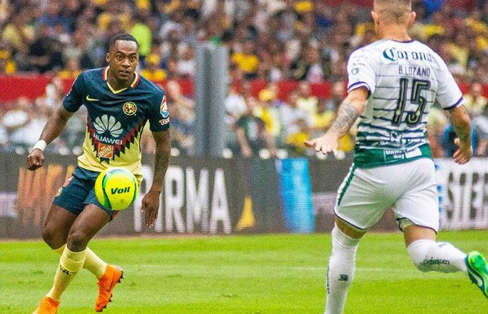 Santos venció al América